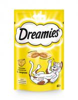 Подушечки Dreamies с сыром