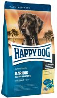 Happy Dog Supreme Sensible Caribic сухой корм для собак с морской рыбой