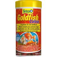 Tetra Goldfish Colour корм для рыб, хлопья